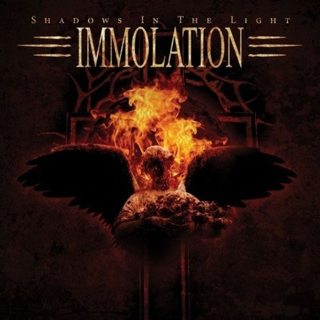 Immolation SHADOWS IN THE LIGHT Vinyl Record