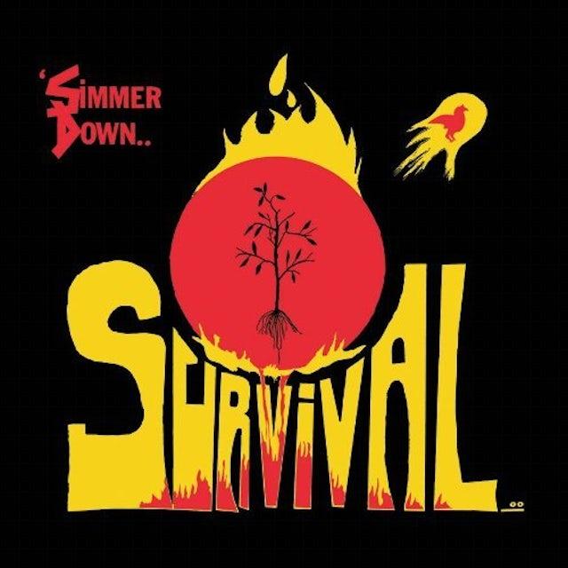 Survival SIMMER DOWN Vinyl Record