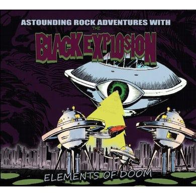 ELEMENTS OF DOOM Vinyl Record