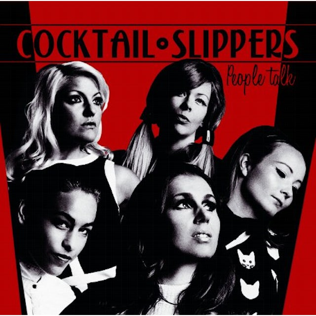 Coctail Slippers PEOPLE TALK CD