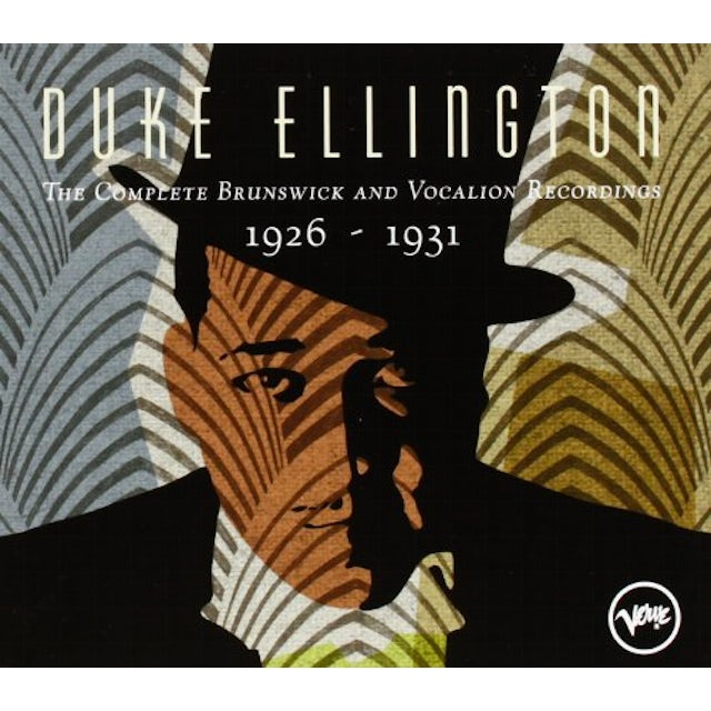 Duke Ellington COMPLETE BRUNSWICK/VOC CD