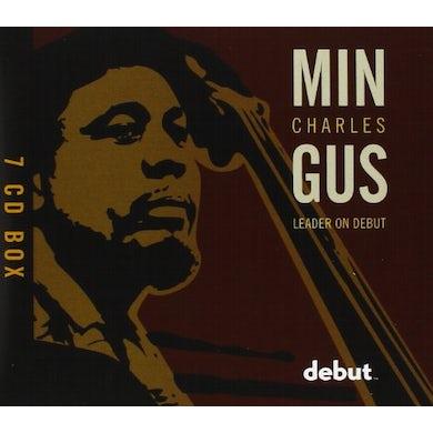 Charles Mingus LEADER ON DEBUT CD