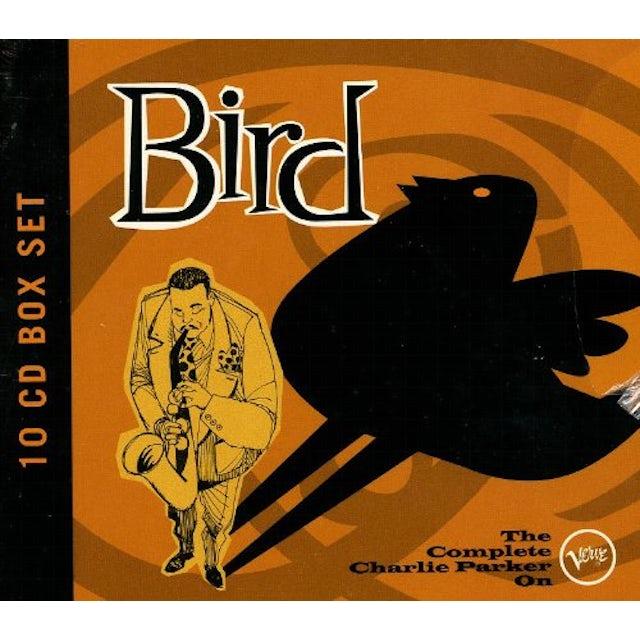 Charlie Parker BIRD: THE COMPLETE CHARLIE CD