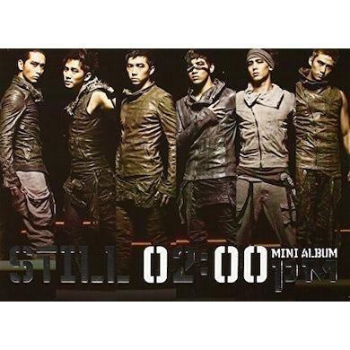 2PM STILL 2:00 PM CD