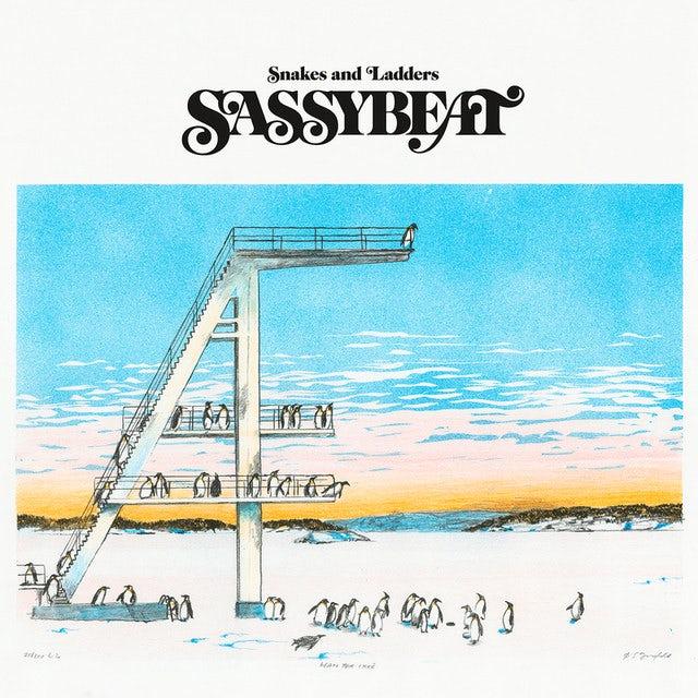 Sassybeat SNAKES & LADDERS Vinyl Record