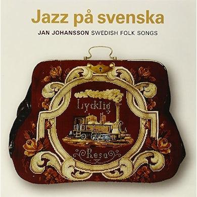 Jan Johansson JAZZ PA SVENSKA Vinyl Record