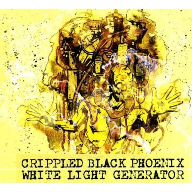 Crippled Black Phoenix WHITE LIGHT GENERATOR CD