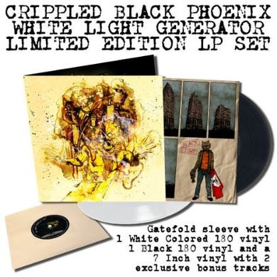 Crippled Black Phoenix WHITE LIGHT GENERATOR Vinyl Record