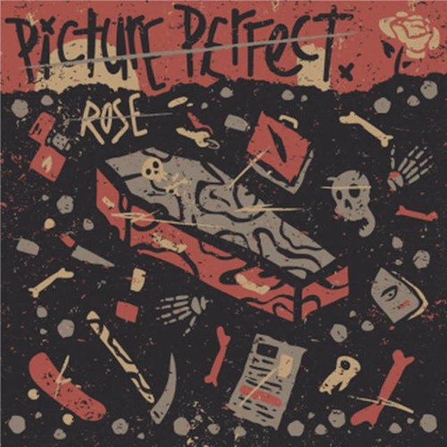 Picture Perfect ROSE Vinyl Record