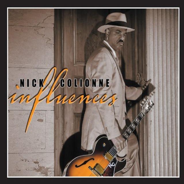 Nick Colionne INFLUENCES CD