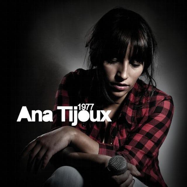 Ana Tijoux 1977 Vinyl Record