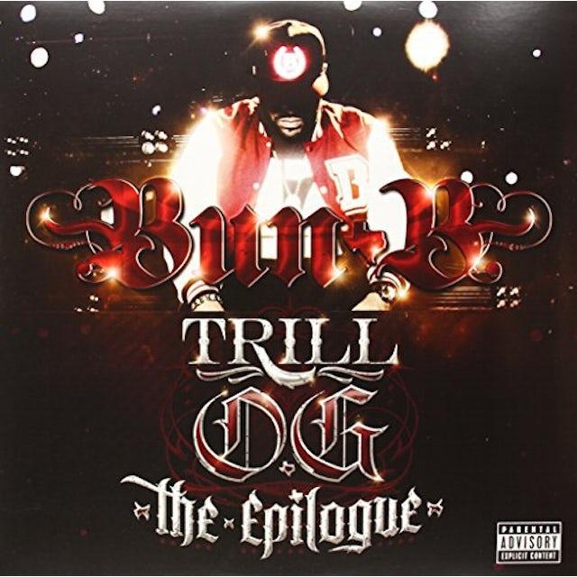 Bun B TRILL OG THE EPILOGUE Vinyl Record