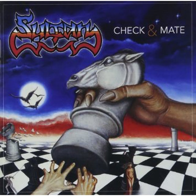 Sultan CHECK & MATE CD