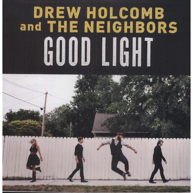 Drew Holcomb GOOD LIGHT (Vinyl)
