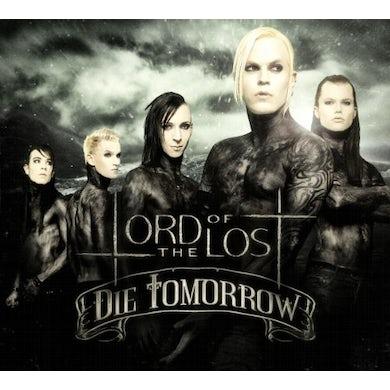 LORD OF THE LOST  DIE TOMORROW CD
