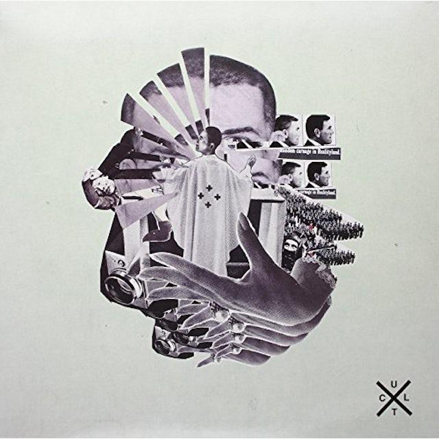 Ex-Cult MIDNIGHT PASSENGER Vinyl Record