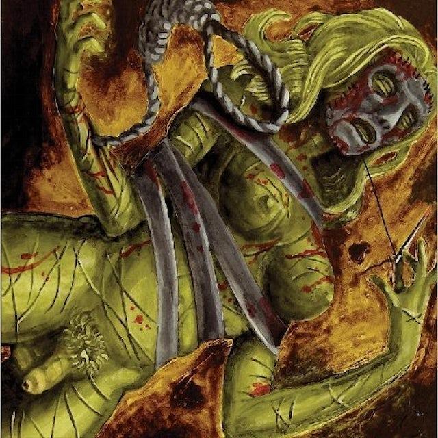 Lord Mantis DEATH MASK CD