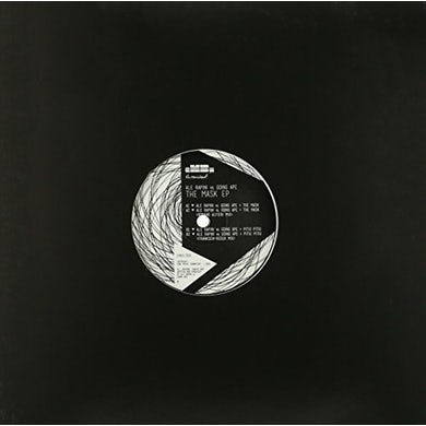 Ale Rapini / Going Ape MASK Vinyl Record