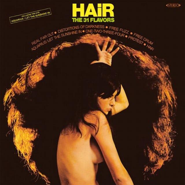 31 Flavors HAIR Vinyl Record