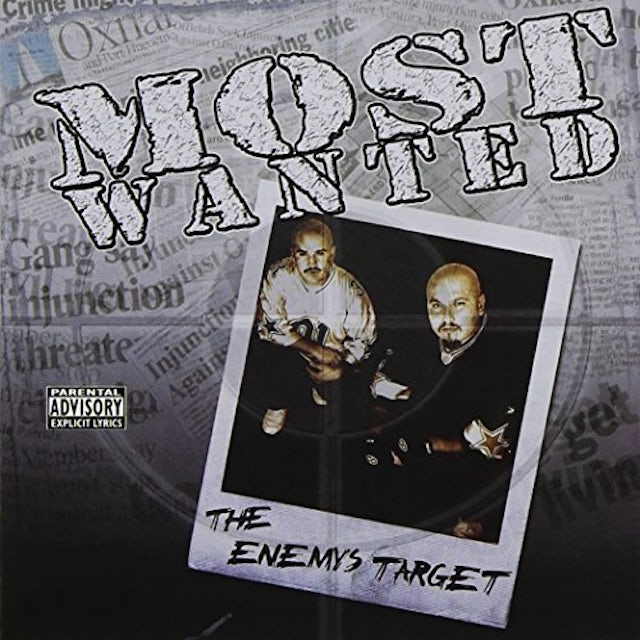 Most Wanted ENEMYS TARGET CD