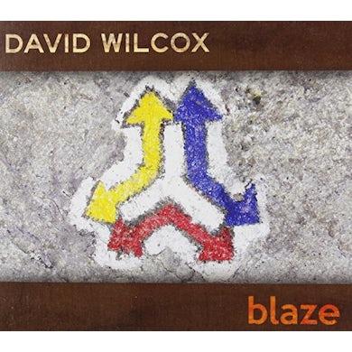 David Wilcox BLAZE CD