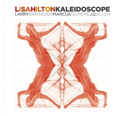 Lisa Hilton KALEIDOSCOPE CD
