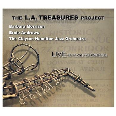 Clayton-Hamilton Jazz Orchestra L.A. TREASURES PROJECT CD