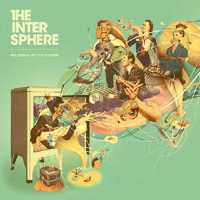 Intersphere RELATIONS IN THE UNSEEN Vinyl Record