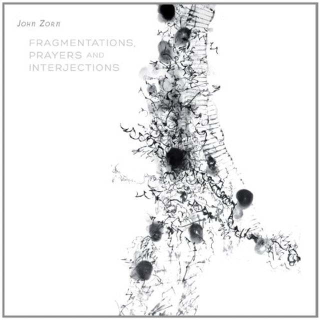 John Zorn ZORN: FRAGMENTATIONS PRAYERS & INTER CD
