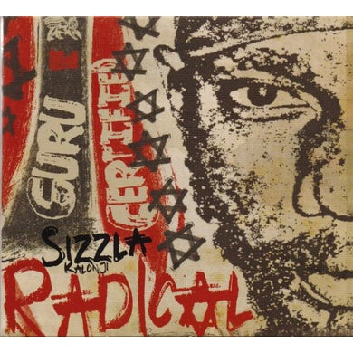 Sizzla RADICAL CD