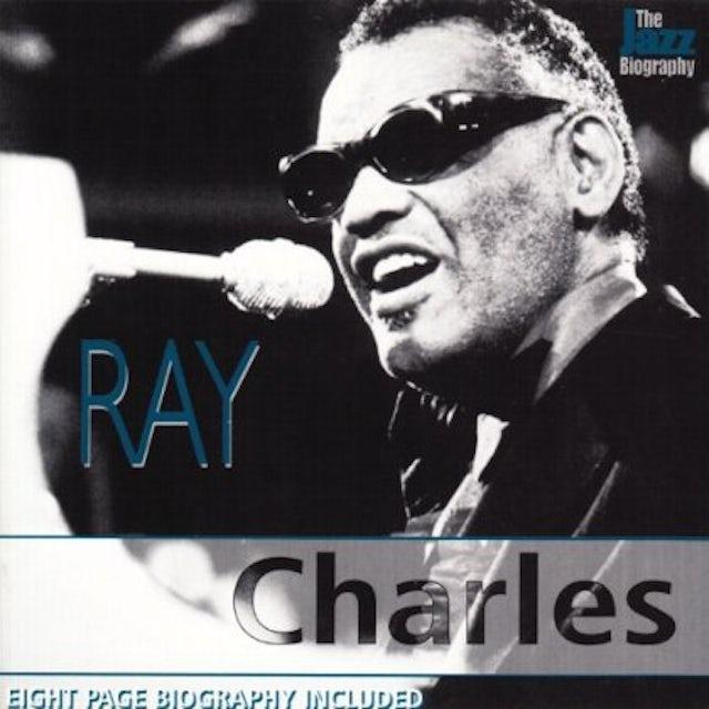 Ray Charles JAZZ BIOGRAPHY CD