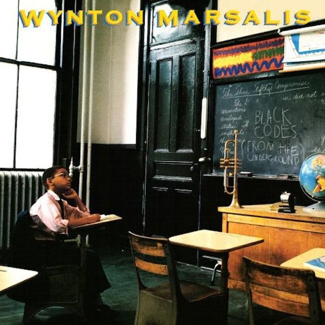 Wynton Marsalis BLACK CODES (FROM THE UNDERGROUND) Vinyl Record