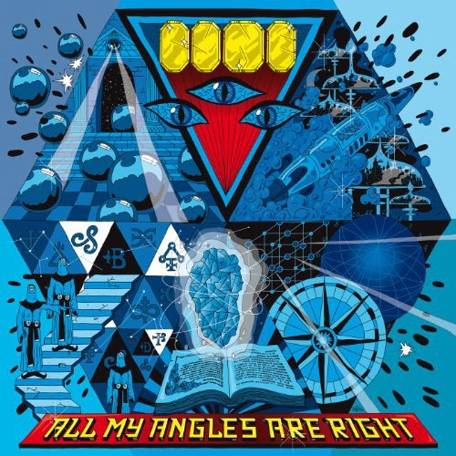 Cyne ALL MY ANGLES ARE RIGHT Vinyl Record