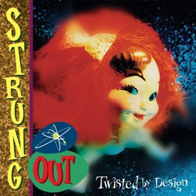 Strung Out TWISTED BY DESIGN Vinyl Record