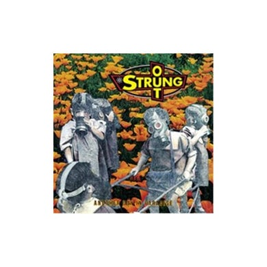 Strung Out ANOTHER DAY IN PARADISE CD