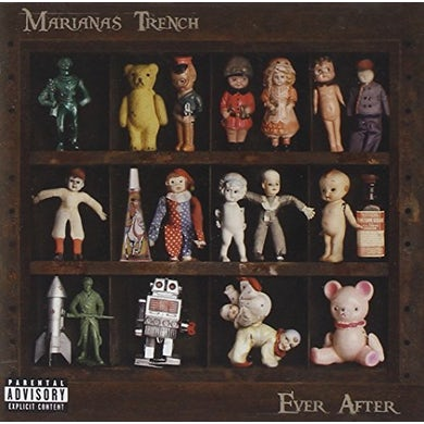 Marianas Trench EVER AFTER CD