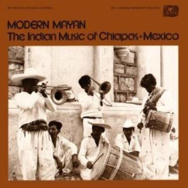 Modern Mayan: Indian Music Chiapas Mexico / Var Vinyl Record