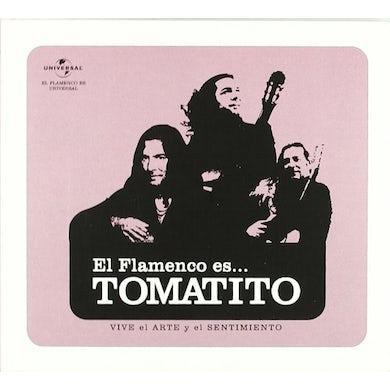 Tomatito EL FLAMENCO ES CD