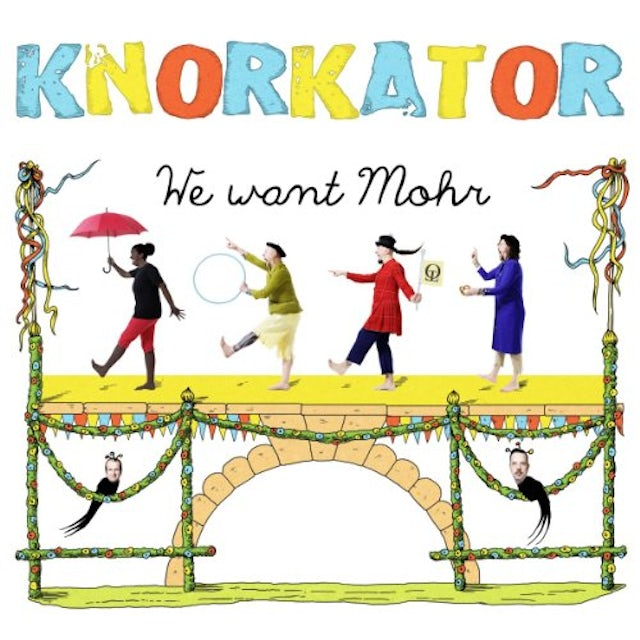 Knorkator WE WANT MOHR CD