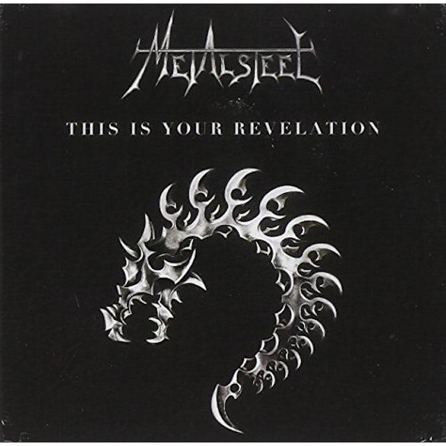 Metalsteel THIS IS YOUR REVELATION CD