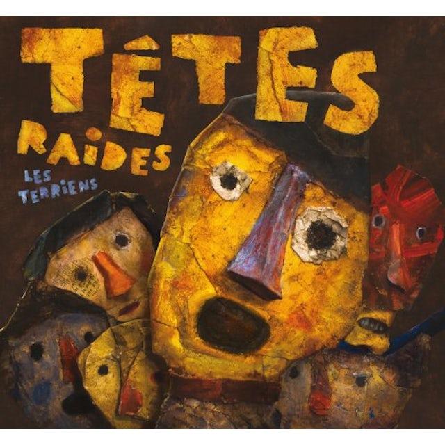 Tetes Raides LES TERRIENS CD CD