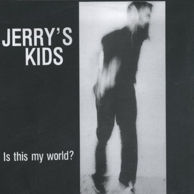 Jerry'S Kids IS THIS MY WORLD Vinyl Record