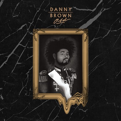 Danny Brown OLD Vinyl Record