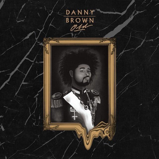 Danny Brown OLD Vinyl Record