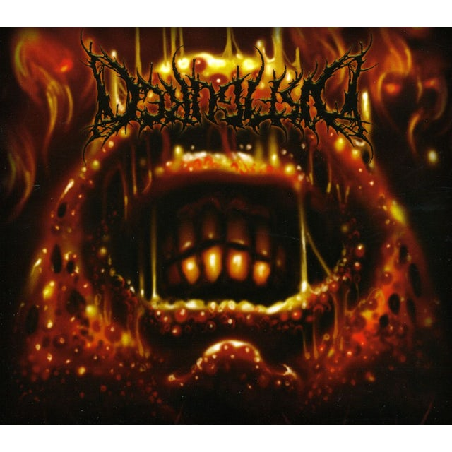 Disfigured BLISTERING OF THE MOUTH CD