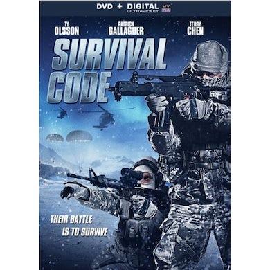 SURVIVAL CODE DVD