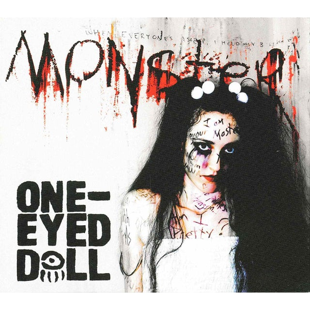 One-Eyed Doll MONSTER (REMIXED VERSION) CD