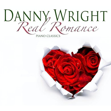 Danny Wright REAL ROMANCE CD