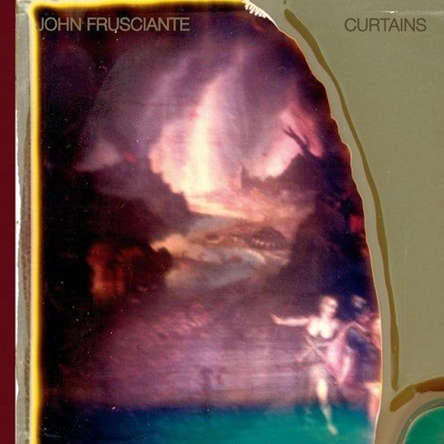 John Frusciante CURTAINS Vinyl Record