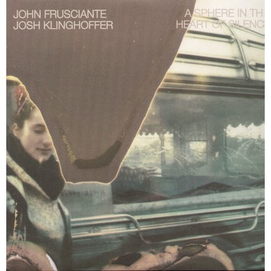 John Frusciante SPHERE IN THE HEART OF SILENCE Vinyl Record